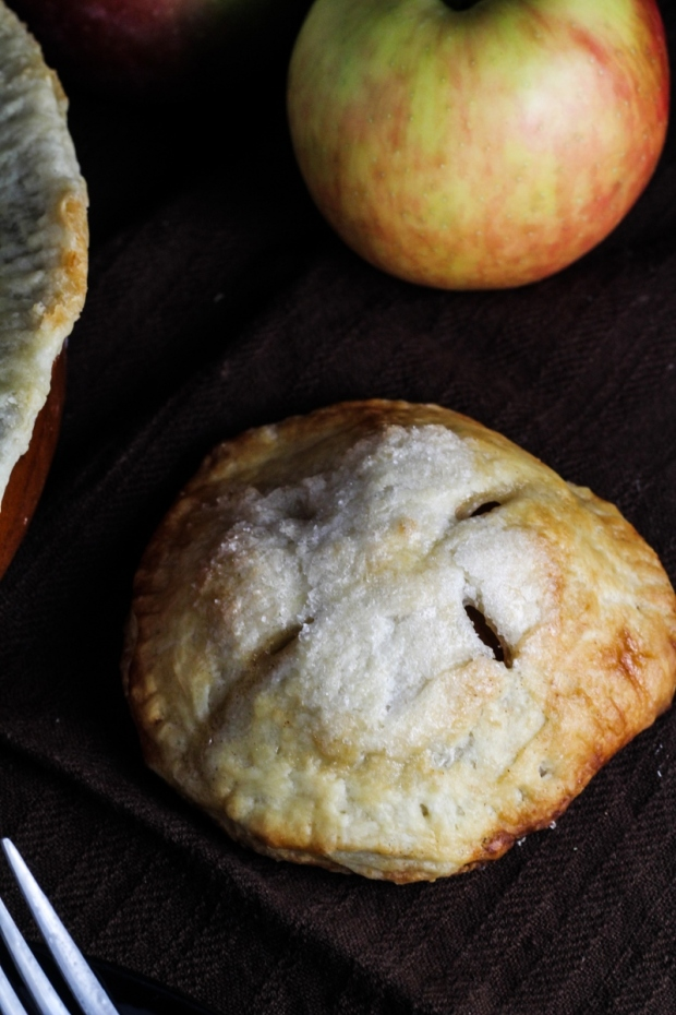 Sunday Dinner: Apple Hand Pies {Katie at the Kitchen Door}