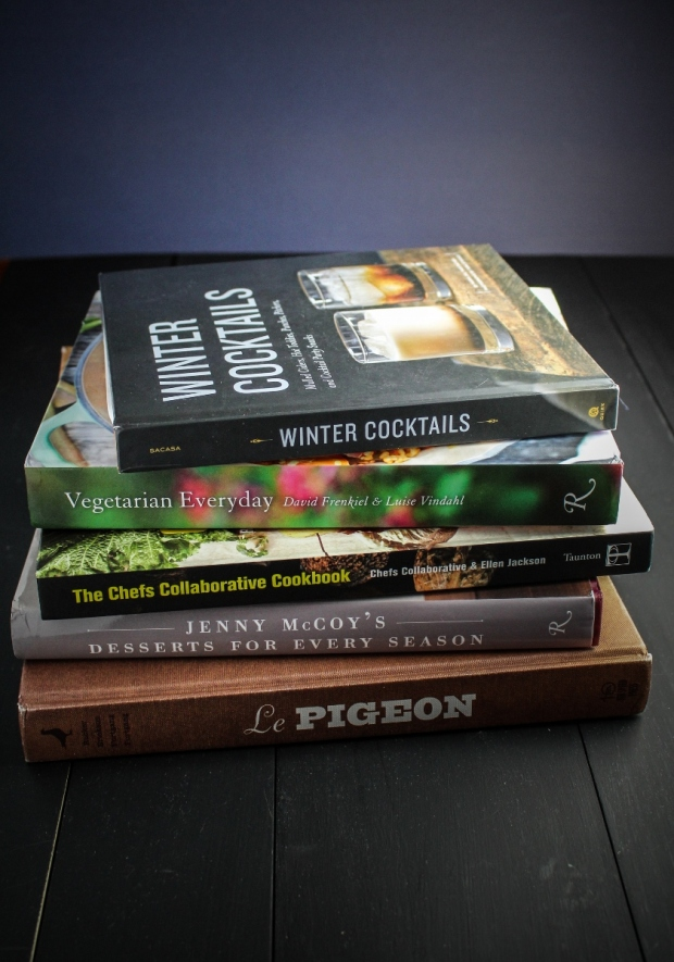 Win a copy of my 5 favorite cookbooks of 2013! #katieatthekitchendoor #giveaway