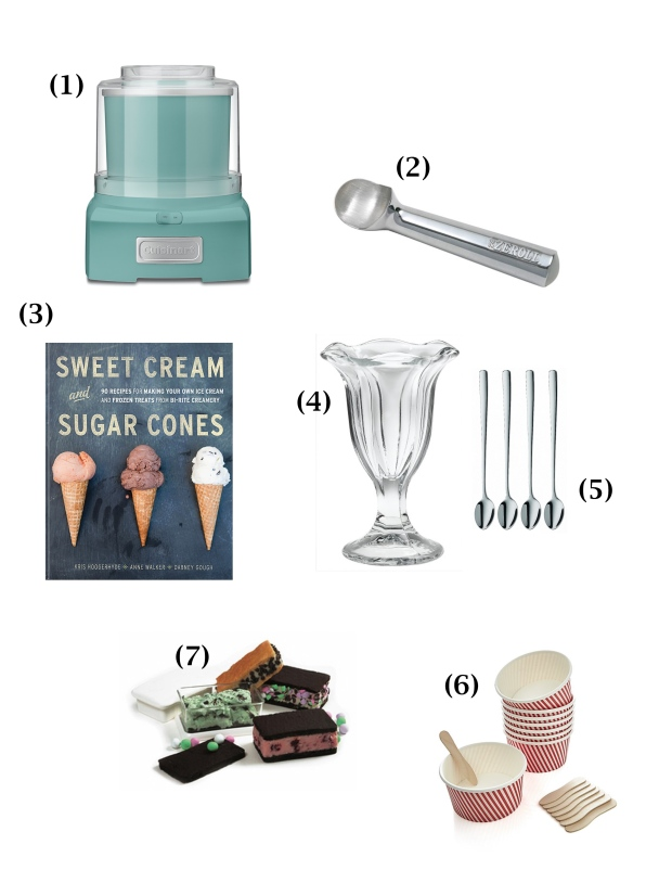 Holiday Gift Guide: For the Ice Cream Lover {Katie at the Kitchen Door} #christmas #giftguide