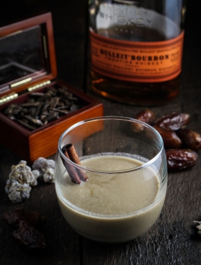 1,001 Kentucky Nights - Dates, Coconut Milk, Bourbon, and Rum {Katie at the Kitchen Door}